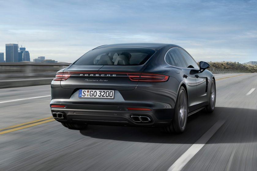 În sfârșit nu este urât: Noul Porsche Panamera!