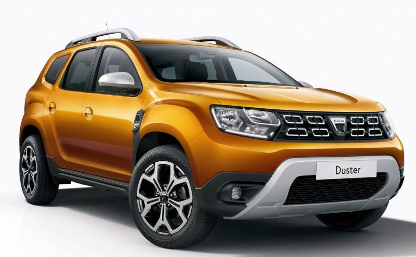 Dacia Duster 2 – Primele informații și imagini oficiale